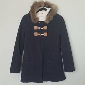 Girls Old Navy toggle coat XXL 16